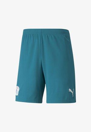 MANCHESTER CITY SHORTS REPLICA - Pantaloncini sportivi - dark blue