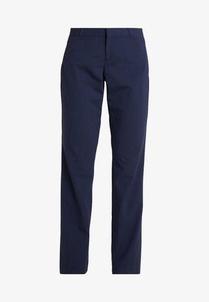 LOGAN WASHABLE PANT - Trousers - navy
