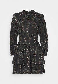 AllSaints - AISLYN VARANASI DRESS - Hverdagskjoler - black - 0