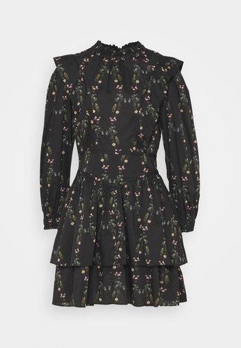 AISLYN VARANASI DRESS - Day dress - black