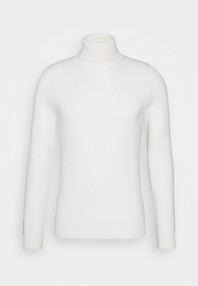 ROLLNECK - Maglione - pristine white