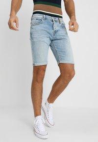 LTB - CORVIN - Denim shorts - jose wash - 0