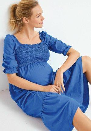 Vestido informal - blue grey