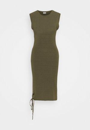 NMMULTO SHORT DRESS - Jerseyjurk - kalamata