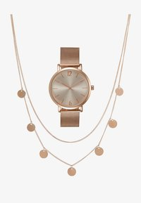 SET - Watch - rose gold-coloured