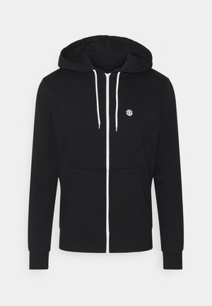 CORNELL CLASSIC - Zip-up hoodie - flint black