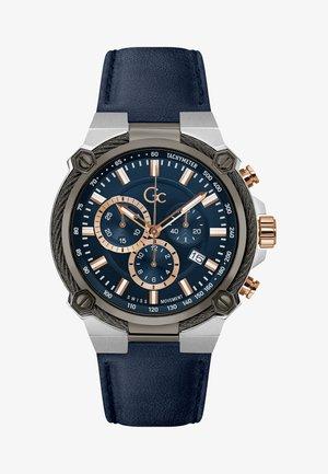 CABLEFORCE  - Chronograph watch - blue
