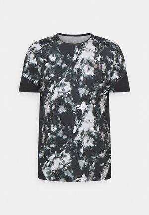 RUSH 2.0 PRINT - T-shirt print - black