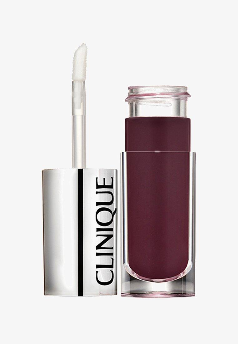Clinique - POP SPLASH LIP GLOSS + HYDRATION - Lip gloss - sangria pop