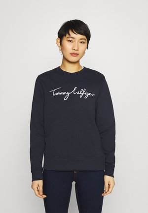 GRAPHIC - Sweatshirt - blue