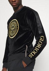 Glorious Gangsta - MARENOCREW - Sweatshirt - black - 5