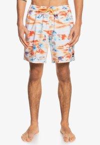 Quiksilver - Swimming shorts - orange pop island hopper - 0