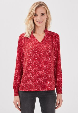 Blusa - rouge