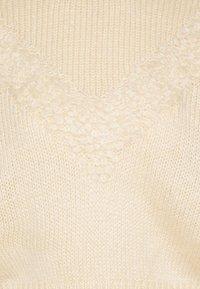 Fashion Union Tall - LOOPY - Jumper - cream - 2