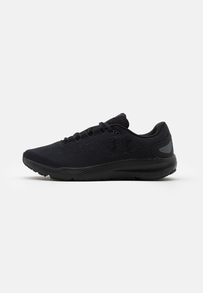 Under Armour - CHARGED PURSUIT 2 - Neutral running shoes - black