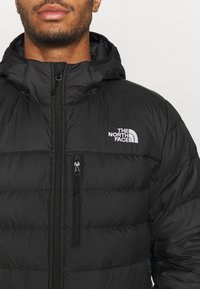 The North Face - ACONCAGUA HOODIE - Down jacket - black - 5