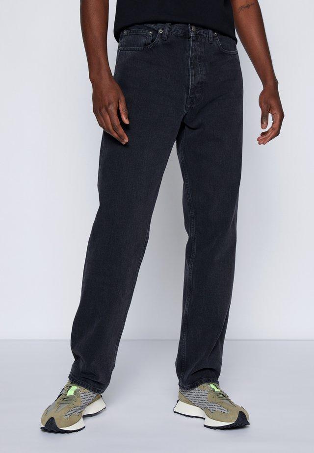 DASH - Jeans straight leg - night black