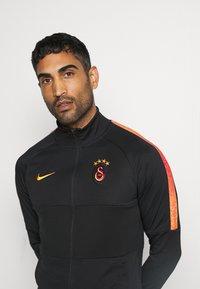Nike Performance - GALATASARAY - Equipación de clubes - black/vivid orange - 4