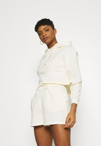 Pieces - Hoodie - white pepper - 4