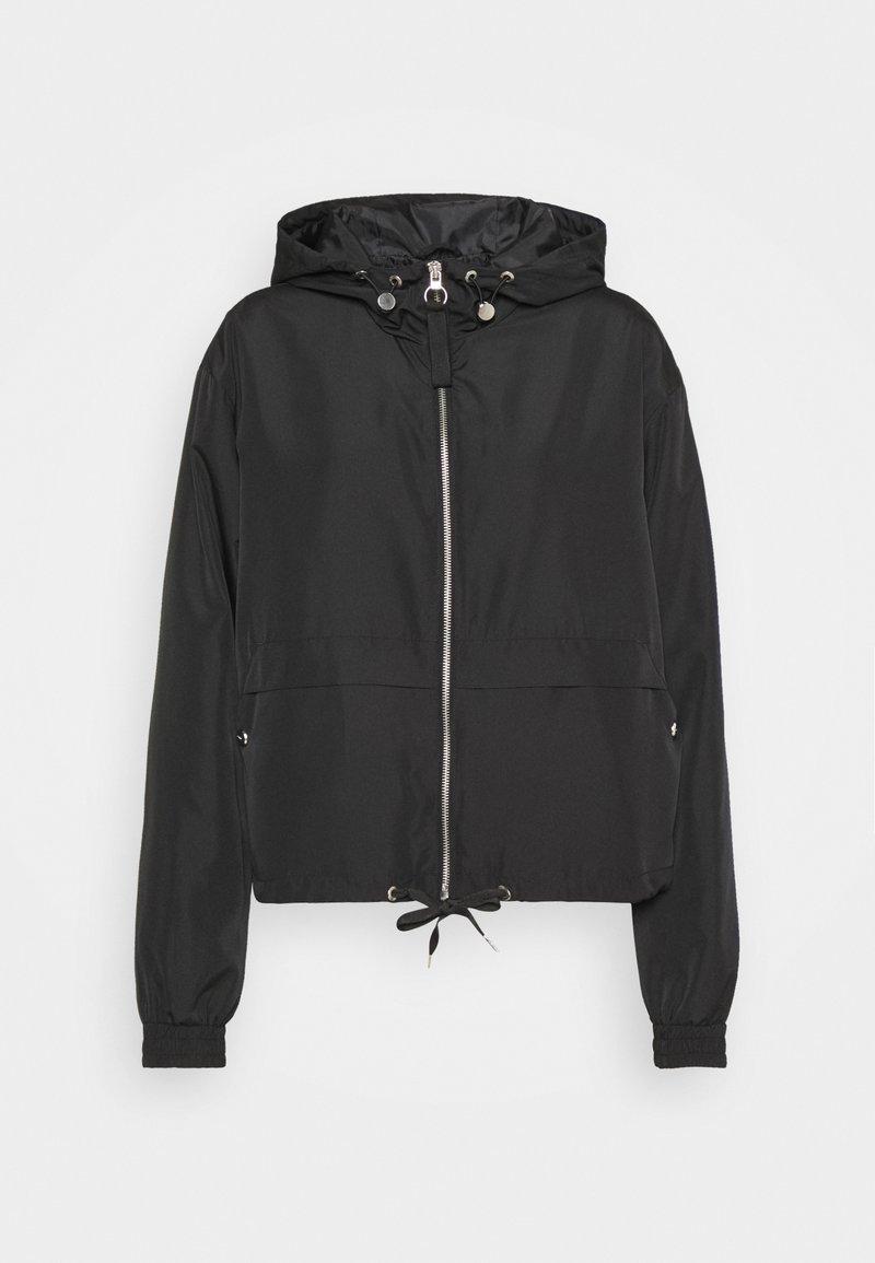 ONLY - ONLMALOU JACKET - Summer jacket - black