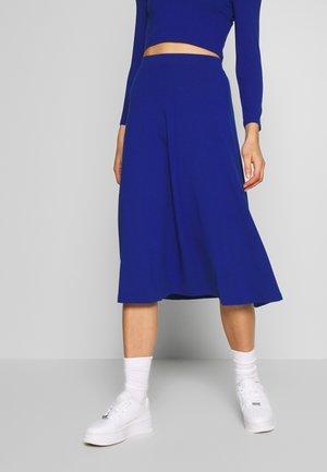 BELINDA SKIRT - A-snit nederdel/ A-formede nederdele - blue