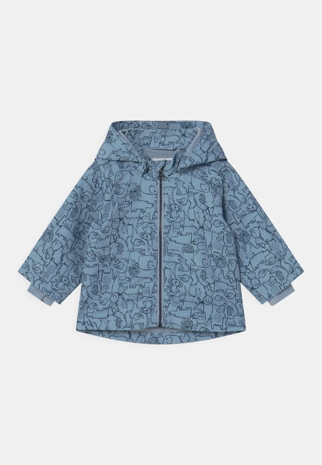 NBMMAX  FRIENDS - Übergangsjacke - dusty blue