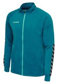 Hummel - HMLAUTHENTIC - Training jacket - celestial - 2