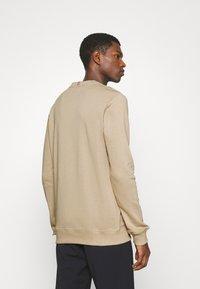 Les Deux - ENCORE LIGHT - Sweatshirt - dark sand/black - 2