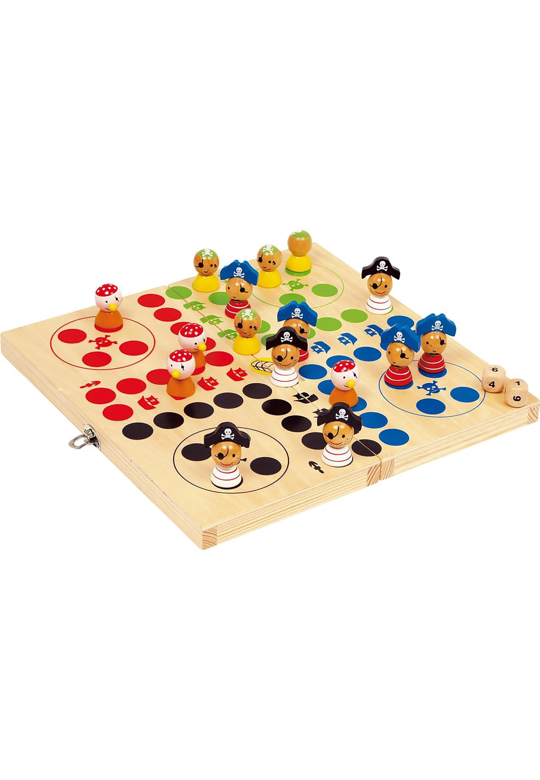 Kinder LUDO PIRATENINSEL - Brettspiel