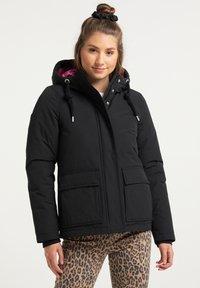myMo - Winter jacket - schwarz - 0