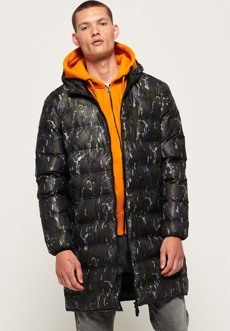 Men ECHO - Winter coat