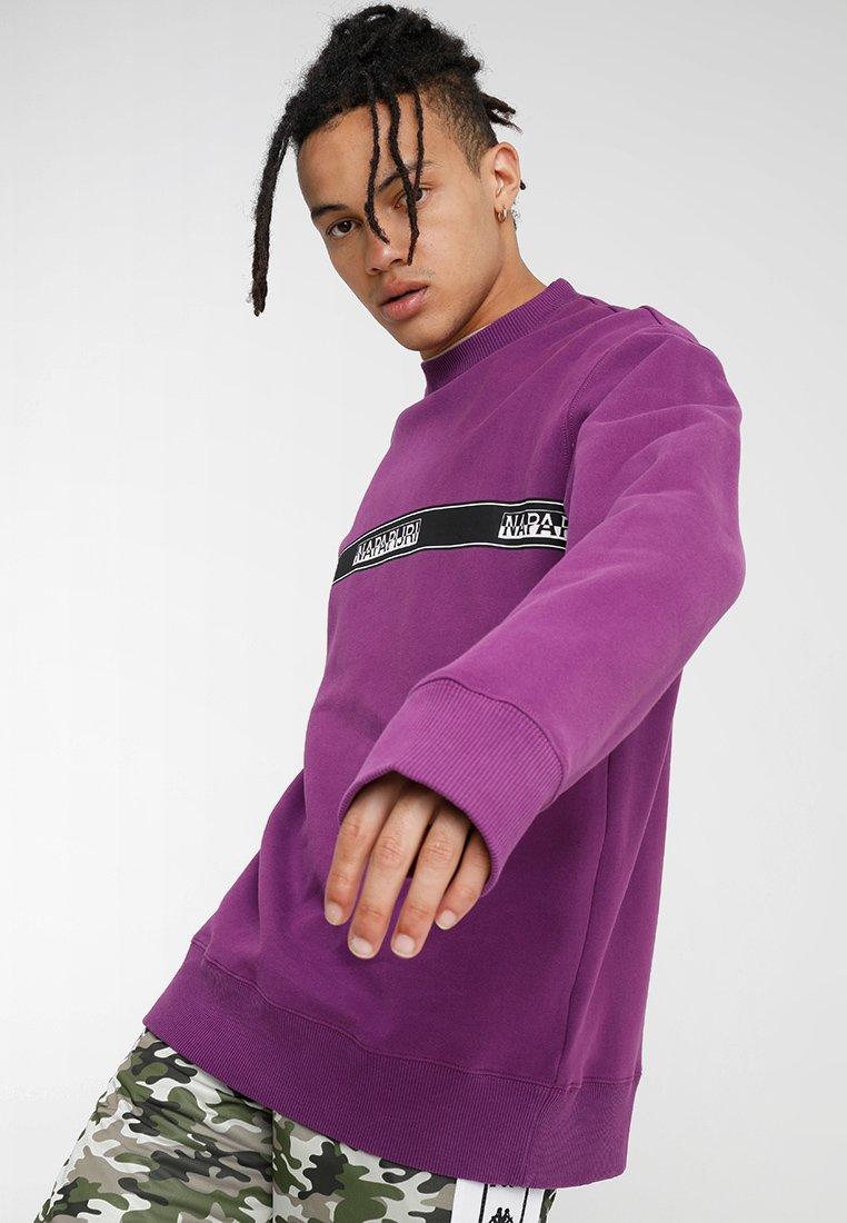 Napapijri - BUENA - Sweatshirt - mid purple