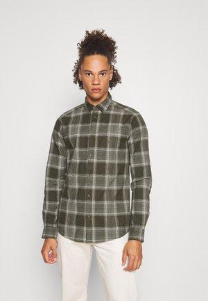 ONSMAI LIFE STRETCH CHECK SHIRT - Shirt - peat