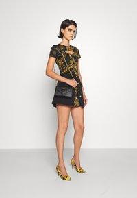 Versace Jeans Couture - SKIRT - Mini skirt - black - 1