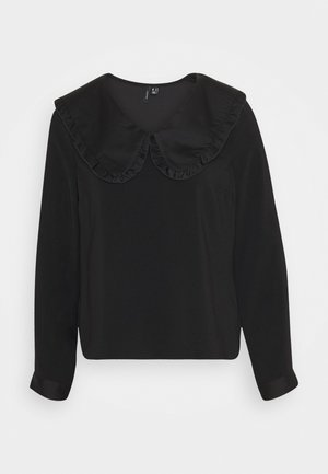 VMCALA COCO COLLAR - Blouse - black