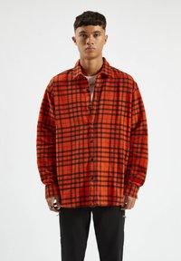 PULL&BEAR - Koszula - orange - 0