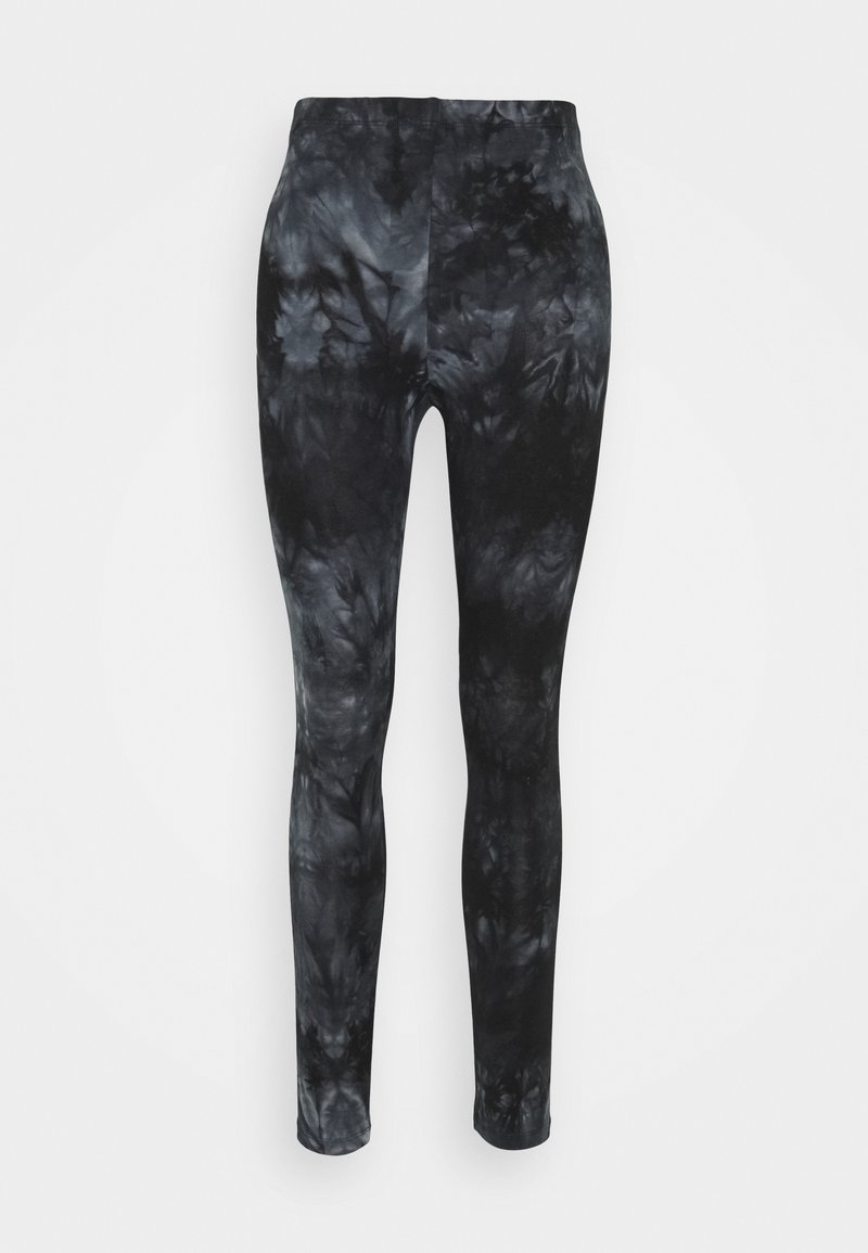 Vero Moda - Leggings - Trousers - black/grey