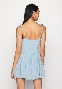 Tiger Mist - BIJOU DRESS - Denní šaty - blue - 2