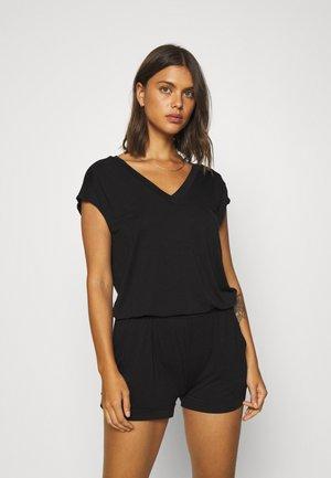 OVERALL SAFARI - Pyjama - schwarz