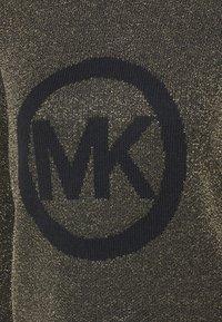 MICHAEL Michael Kors - SWEATER - Jumper - black/gold - 6