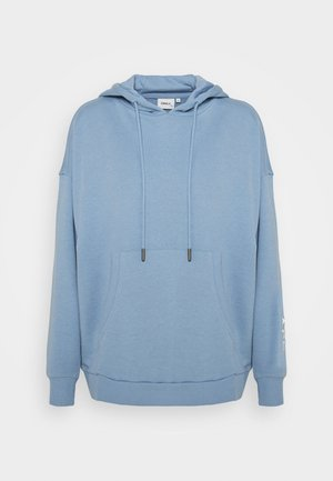 ONLTENNA LIFE OVERSIZE HOOD - Collegepaita - allure/break