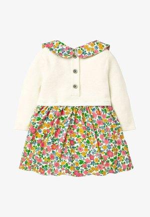 MIT KRAGEN - Jumper dress - vintage floral