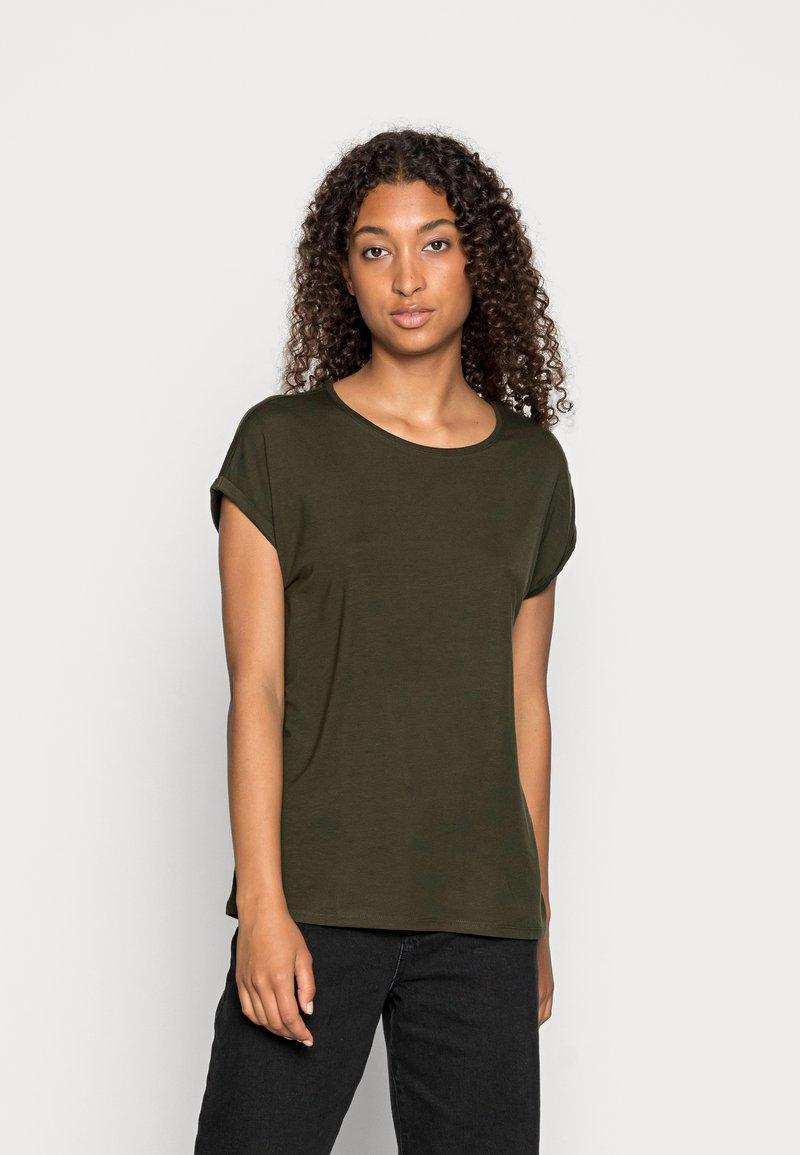 Vero Moda - Jednoduché triko - rosin