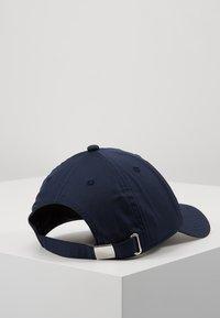 Nike Sportswear - HERITAGE UNISEX - Caps - obsidian/metallic silver - 3