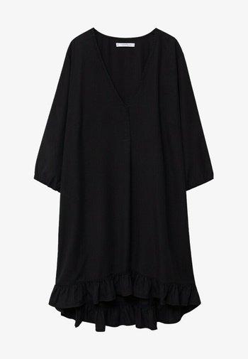 YASMINA - Day dress - schwarz