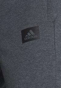 adidas Performance - AEROREADY TRAINING SPORTS PANTS - Jogginghose - dark grey - 4