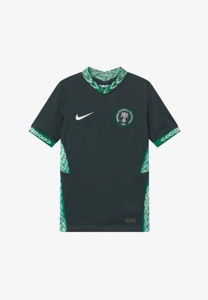 NFF NIGERIA - Klubové oblečení - seaweed/white