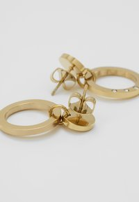 Guess - ETERNAL CIRCLES - Earrings - gold-coloured