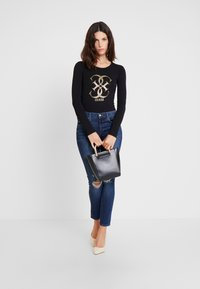 Guess - T-shirt à manches longues - jet black - 1