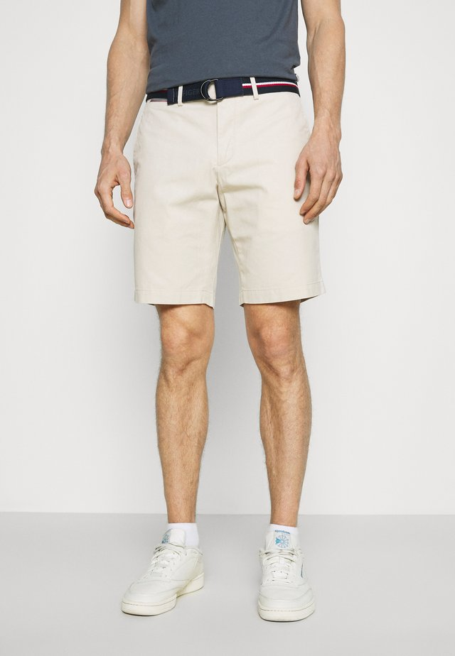 BROOKLYN LIGHT - Shorts - classic beige